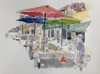 Lakeside Farmer's Market