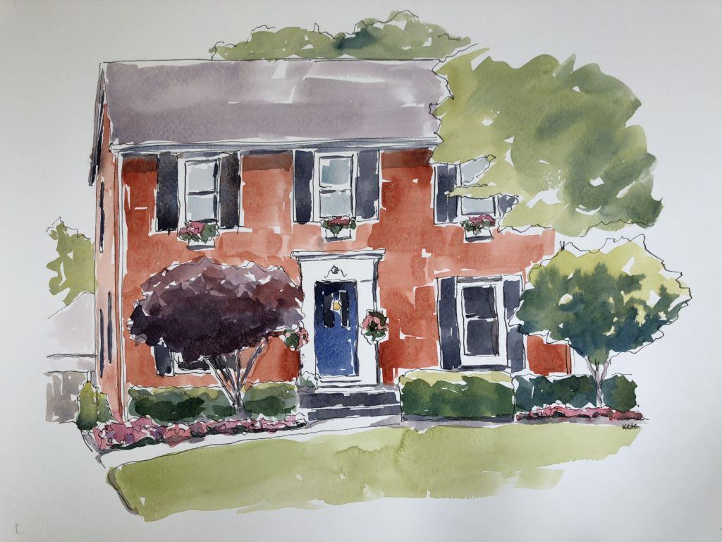 Rocky River House